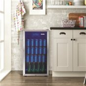 DANBY 3.1 CU. FT. 18 IN. 117-CAN BEVERAGE COOLER