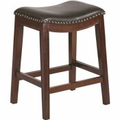 FLASH FURNITURE 26 IN. CAPPUCCINO BAR STOOL
