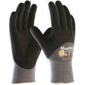 NOT FOR SALE - 312928741 - NOT FOR SALE - 312928741 - X-SMALL SEAMLESS KNITS FOR GENERAL DUTY BY ATG GLOVES (1 DOZEN PAIRS) - NATIONAL BRAND ALTERNATIVE PART #: 34-875/XS