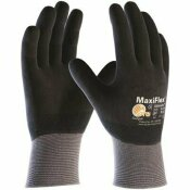 NOT FOR SALE - 312929603 - NOT FOR SALE - 312929603 - MEDIUM NYLON/LYCRA GLOVE WITH NITRILE COATED MICRO-FOAM GRIP (1 DOZEN PAIRS) - NATIONAL BRAND ALTERNATIVE PART #: 34-876/M