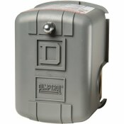 SQUARE D 40-60 PSI PUMPTROL WELL PUMP WATER PRESSURE SWITCH, BOXED