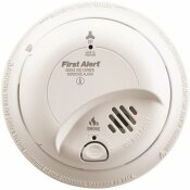 120-VOLT AC HARDWIRED COMBINATION SMOKE AND CARBON MONOXIDE ALARM WITH BATTERY BACKUP CONTRACTOR (6-PACK) - NATIONAL BRAND ALTERNATIVE PART #: SC9120B6CP