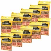 HARRIS MOUSE SNAP TRAP (20-PACK)