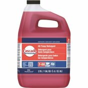 CASCADE PROFESSIONAL 1 GAL. CLOSED-LOOP ALL-TEMP DISHWASHER DETERGENT (2-CASE)