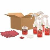 DISINFECTANT CLEANER DISSOLVABLE PACS KIT (40-PIECES) - AQUA CHEMPACS PART #: 4-3043