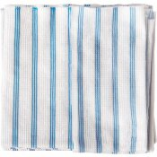 RUBBERMAID COMMERCIAL PRODUCTS HYGEN 9.83 LBS. BLUE DISPOSABLE MICROFIBER BOXED ALL-PURPOSE CLEANING CLOTH (600-COUNT)