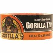 GORILLA 10 YD. BLACK DUCT TAPE - GORILLA PART #: 105631