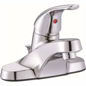 PREMIER BAYVIEW 4 IN. CENTERSET SINGLE-HANDLE BATHROOM FAUCET WITH POP-UP ASSEMBLY IN CHROME