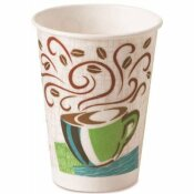 DIXIE 16 OZ. PERFECT TOUCH WISESIZE HOT CUP