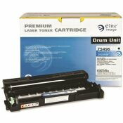 NOT FOR SALE - 3556151 - NOT FOR SALE - 3556151 - ELITE IMAGE REMANUFACTURED DRUM CARTRIDGE FOR BROTHER DR420 12,000 PAGE YIELD, BLACK - ELITE IMAGE PART #: ELI75496