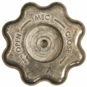 MEC REPLACEMENT HAND WHEEL FOR MES-PVE3250C, 3250CLG, ALG7T, ADT-7, CLM, 1427B, 1447B, 2035A SERIES VALVES