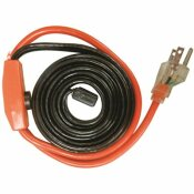 FROST KING 6 FT. ELECTRIC WATER PIPE HEAT CABLE