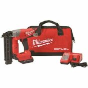NOT FOR SALE - 3559503 - NOT FOR SALE - 3559503 - MILWAUKEE M18 FUEL 18-VOLT LITHIUM-ION BRUSHLESS CORDLESS 18-GAUGE BRAD NAILER KIT W/ (1) 2.0AH BATTERY, CHARGER AND BAG - MILWAUKEE PART #: 2740-21CT