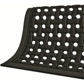 M+A MATTING COMFORT FLOW BLACK 3X9 ANTI-FATIGUE MAT