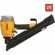 DEWALT PNEUMATIC 28-DEGREE FRAMING NAILER
