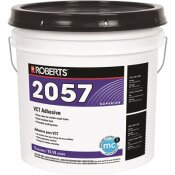ROBERTS 2057 4 GAL. VINYL COMPOSITION TILE ADHESIVE