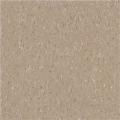 ARMSTRONG IMPERIAL TEXTURE VCT 12 IN. X 12 IN. EARTHSTONE GREIGE STANDARD EXCELON COMMERCIAL VINYL TILE (45 SQ. FT. / CASE)