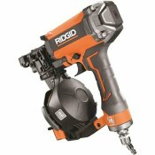 RIDGID 15-DEGREE 1-3/4 IN. COIL ROOFING NAILER