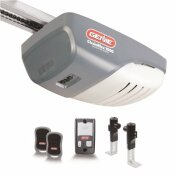 GENIE CHAINMAX 1000 - 3/4 HPC DURABLE CHAIN DRIVE GARAGE DOOR OPENER- SUPREME LIFTING POWER OF A 140-VOLT DC MOTOR