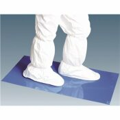THE SAFETY ZONE 18 IN. X 36 IN. TACKY MATS WITH LAYERED SHEETS (30-SHEETS)
