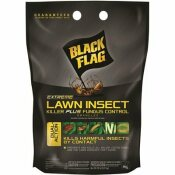NOT FOR SALE - 3576543 - NOT FOR SALE - 3576543 - BLACK FLAG EXTREME 20 LBS. LAWN INSECT KILLER PLUS FUNGUS CONTROL GRANULES - UNITED INDUSTRIES PART #: HG-61119