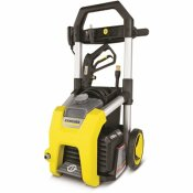 KARCHER K1700 - 1700 PSI 1.2 GPM ELECTRIC PRESSURE WASHER WITH WHEELS ANTHRACITE/BLACK