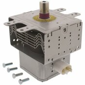 EXACT REPLACEMENT PARTS MAGNETRON WITH STUD KIT INCLUDED, CONFIGURATION J