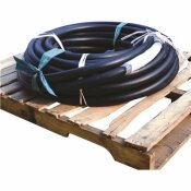 ENERCO 1.25 IN. X 200 FT. HIGH PRESSURE LIQUID PROPANE GAS RUBBER HOSE COIL