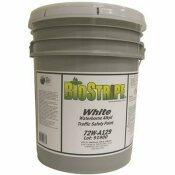 AEXCEL 72W-A129 WHITE BIOSTRIPE 5GL
