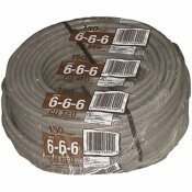 SOUTHWIRE 150 FT. 6-6-6 GRAY STRANDED CU SEU CABLE