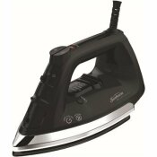 JARDEN CONSUMER SOLUTIONS STEAM IRON IN BLACK
