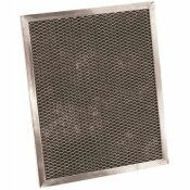 ALL-FILTERS 8-3/4 IN. X 10-1/2 IN. X 3/8 IN. CARBON RANGE HOOD FILTER