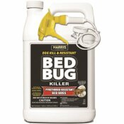HARRIS 1 GAL. READY-TO-USE EGG KILL AND RESISTANT BED BUG KILLER - HARRIS PART #: BLKBB-128