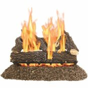PLEASANT HEARTH ARLINGTON ASH 30 IN. VENTED GAS LOG SET