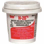 OATEY 4 OZ. H205 WATER SOLUBLE FLUX