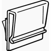 RGI PUBLICATIONS, INC CLEAR PLSTC SIGN HLDR 10/PK