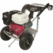 SIMPSON ALUMINUM SERIES 3800 PSI 3.5 GPM GAS PRESSURE WASHER POWERED BY HONDA