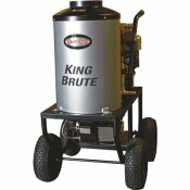 SIMPSON SIMPSON KING BRUTE KB3028 3000  PSI AT 2.8 GPM BRIGGS & STRATTON HOT WATER PRESSURE WASHER