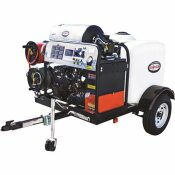 SIMPSON SIMPSON 4000 95006 PSI AT 4.0 GPM VANGUARD V-TWIN HOT WATER PRESSURE WASHER