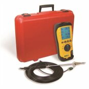 UEI TEST INSTRUMENTS EAGLE X XTENDED LIFE COMBUSTION ANALYZER NIST CALIBRATED