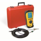 UEI TEST INSTRUMENTS EAGLE X XTENDED LIFE COMBUSTION ANALYZER WITH NO1