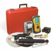 UEI TEST INSTRUMENTS EAGLE X XTENDED LIFE COMBUSTION ANALYZER OIL SERVICE KIT WITH NO1 NIST CALIBRATED