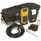 UEI TEST INSTRUMENTS EOS LONG LIFE COMBUSTION ANALYZER KIT NIST CALIBRATED