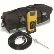 UEI TEST INSTRUMENTS EOS LONG LIFE COMBUSTION ANALYZER NIST CALIBRATED