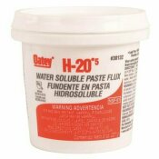 OATEY H-205 8 OZ. WATER SOLUBLE PASTE FLUX