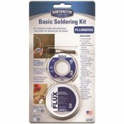 WORTHINGTON 4 OZ. SOLDERING KIT