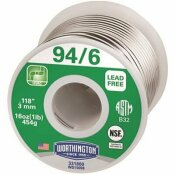 WORTHINGTON 16 OZ. 94/6 LEAD-FREE SOLDER