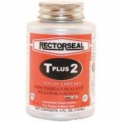 RECTORSEAL T PLUS 2 IN. 4 OZ. TEFLON PIPE-THREAD SEALANT