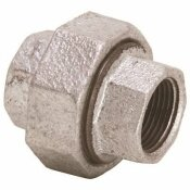 PROPLUS 1-1/2 IN. GALVANIZED MALLEABLE UNION