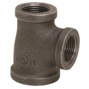 PROPLUS 2 IN. BLACK MALLEABLE TEE - PROPLUS PART #: 45062